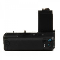 Travor Battery Grip BG-1A for EOS 500D/450D/1000D/Rebel Xsi/XS/T1i - Black