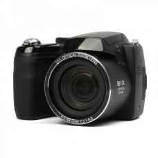 "S5000 1600MP Digital Camera 3"" LCD, 21X Optical Zoom,  - Black"