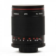 KELDA 500mm F/8 Reflex Mirror Lens