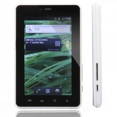 "Q5 5.0"" Capacitive Screen MTK6573 + Android 2.3 WCDMA Intelligent Tablet Phone (Bluetooth + Dual Camera) - White"