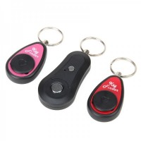1 to 2 Transmitter + Receiver Wireless Electronic Key Finder