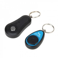 1 to 1 Transmitter + Receiver Wireless Electronic Key Finder - Blue