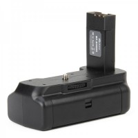 Aputure BP-D3000 Camera Battery Grip for  D3000/D5000/D60/D40/D40X Camera - Black