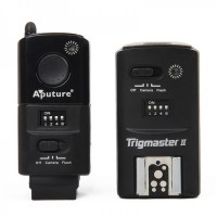 Aputure MXII-S 2.4G Trigmaster Set For Digital Camera