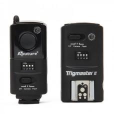 Aputure MXII-N 2.4G Trigmaster Set For Digital Camera