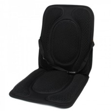 CS-851 Car Elastic Shading Seat Pad (Black)