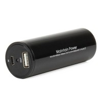 Maintain M2 4000mAh Mobile Power- Black