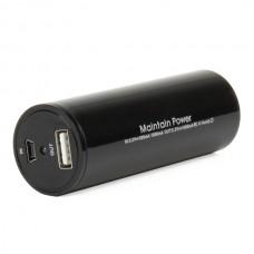 Maintain M2 4000mAh Mobile Power- Black
