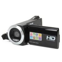 "DV-328 2.7"" Screen Max 8MP 720P Digital Camcorder - Black"