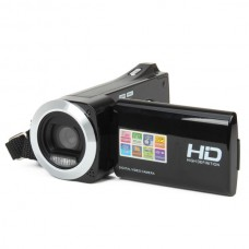 "DV-328 2.7"" Screen Max 8MP 720P Digital Camcorder - Black"
