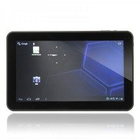 "C1002 10.1"" Android 4.0 10-Point Capacitive Screen Tablet (8GB+Camera+HDMI+External 3G)- White"
