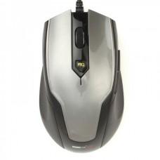 MC-099U MCSAITE USB Wired 1000 / 1600DPI Optical Mouse - Deep Gray (150cm-Cable)
