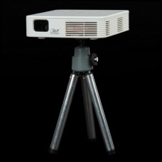 DLP800 Portable Multimedia Projector For iPhone/ ipad/ Tablet PC/ Smartphone- White