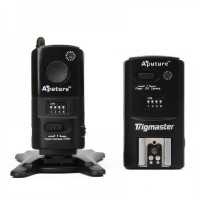 MX1N Aputure Trigmaster Wireless Flash Trigger Transmitter Receiver Set for Camera