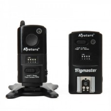MX1N Aputure Trigmaster Wireless Flash Trigger Transmitter Receiver Set for Camera