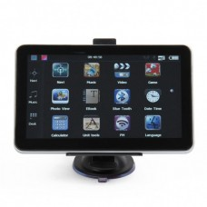 "7.0"" Resistive Screen Windows CE 6.0 GPS Navigator w/ TF / AV-in / FM - Australia + New Zealand Maps"