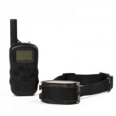 "X600 1.3"" LCD Remote Pet Training Collar - Black"