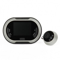 "3.5"" Electronic eye visual doorbell"