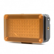 Genuine F&V K480 6W 5600K 480Lux 72-LED White Photography Light for Camera (4 x AA / DC4.8~9V)