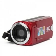 DV-327 Digital Video Camera (High Definition) Red