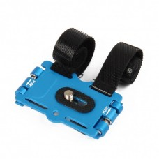 Bike Bicycle Camera Mount Holder - Blue
