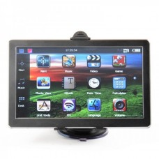 "GB7001 7.0"" Resistive Screen Windows CE 6.0 GPS Navigator w/ TF / FM - Brazil Map (4GB)"