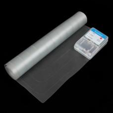 """20 x 48"""" Indoor Pet Training Scat Mat - Transparent (1 x 6F22 / 9V)"""