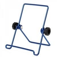 "Portable Folding Angle Adjustable Metal Stand Holder for Samsung Galaxy P1000 / 7"" Tablet"