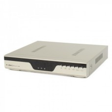 9218LV  Embedded Linux 8-Channel H.264 Network Digital Video Recorder w/ Remote Controller - Champagne