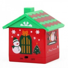 YH-206 USB Humidifier Dwelling - Red+Green