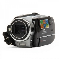 "HD-828 5.0MP Digital Camera Camcorder w/ 20X Digital Zoom / SD / HDMI / TV-out - Black (3.0"" LCD Touch)"