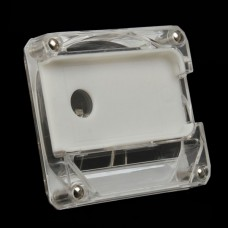 iPEGA PG-1H176 Stylish Stereo Audio Amplifier for iPhone 4 - White