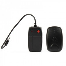 Linkstar DRT-2G 2-CH Wireless Flash Trigger Transmitter Receiver Set - Black