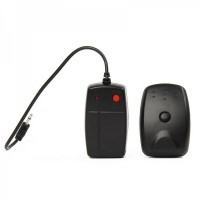 Linkstar DRT-8G 8-CH Wireless Flash Trigger Transmitter Receiver Set - Black