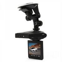 "2.4"" TFT LCD 1.3MP Digital HD Car DVR Camcorder w/ SD + AV OUT + HDMI + MINI USB"