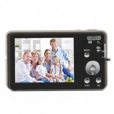 "DC-E70  5.0MP Digital Camera w/ 8X Digital Zoom / SD / AV-Out - Black (2.7"" LCD)Black"