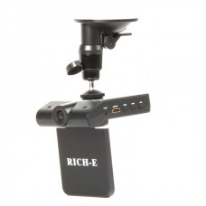 """720P 5MP CMOS Wide Angle Car DVR Camcorder w/ HDMI / AV-Out / SD (2.4"""" LCD)"""