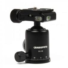Genuine Jiabao BC-30 Spherical Swivel Digital Camera Mount Holder - Black