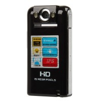 DC-K6 5 million pixels with 8x digital zoom HD digital video camera