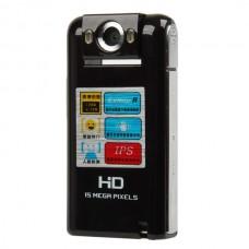 DC-K6 5 million pixels with 8x digital zoom HD digital video camera