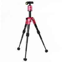 CK-36 Genuine CAMBOFOTO Digital Camera Tripod Stand Holder - Red