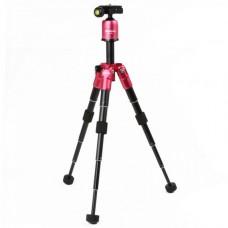 CK-36 Genuine CAMBOFOTO Digital Camera Tripod Stand Holder - Red