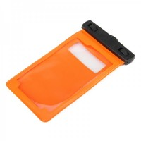WP-320 Waterproof Bag for Moblie Phone(Orange)