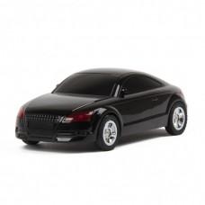 DJ-F1 Cool Car Style MP3 Player Speaker with FM / TF Slot - Black