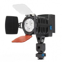 9W 3-LED Digital Photography lights LED-5001