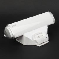 IPEGA Retractable Speaker for iPhone / iPad - White PG-IP085A