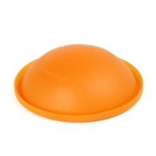 Bowl Style Dome Flash Diffuser - Orange