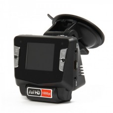 "1080P 5MP CMOS Wide Angle Car DVR w/ GPS Logger / 8-IR Night Vision / HDMI / TV-Out / TF (2"" LCD)"