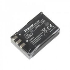 Travor EN-EL9 Replacement 7.4V 1100mAh Battery Pack for Nikon D5000/D3000