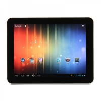 "ACHO C906 9.7"" Capacitive Android 4.0 Tablet w/ Dual Camera / WiFi / External 3G (Cortex A8 / 8GB)"